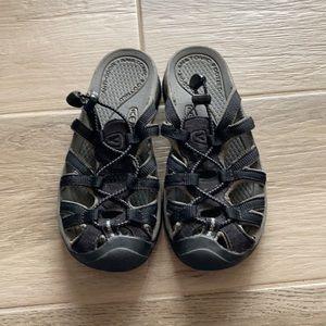 Keen 6 Whisper sandal slide